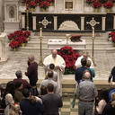 Cardinal Dolan at St. Peter's on Jan 4 2020 photo album thumbnail 13